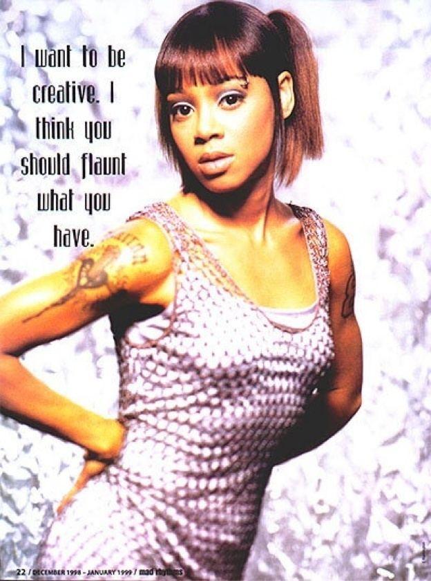 Lisa Lopes Lisa Lopes Left eye inspiration Pinterest Quote