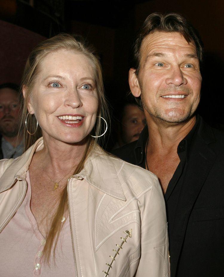 Lisa Niemi Patrick Swayze39s widow Lisa Niemi remarries in Florida