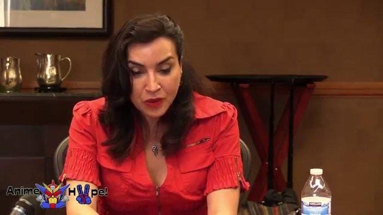Lisa Ortiz Nan Desu Kan 2015 Lisa Ortiz Interview YouTube