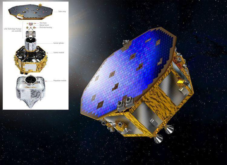 LISA Pathfinder Lisa Pathfinder39s success boosts likelihood of future gravitywave