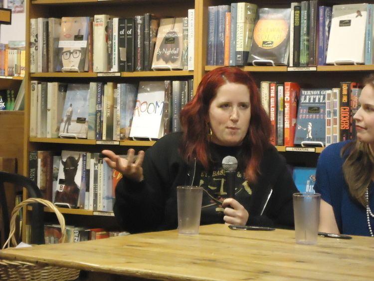 Lish McBride Book Event Recap Fierce Reads Tour with Anna Banks Emmy Laybourne
