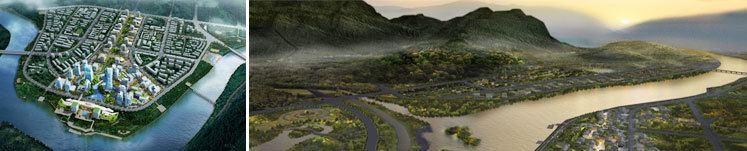 Lishui Beautiful Landscapes of Lishui