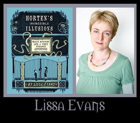 Lissa Evans Lissa Evans Author Interview Jean BookNerd