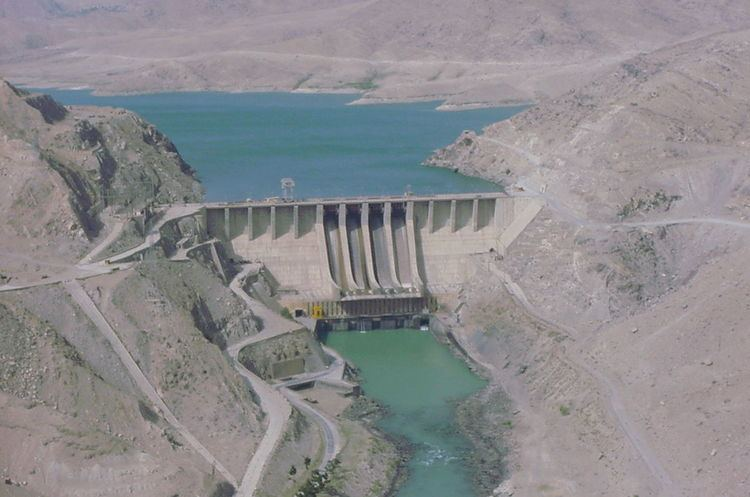List of dams and reservoirs in Afghanistan - Alchetron, the free