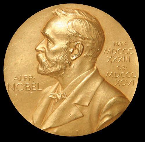 List of Nobel laureates