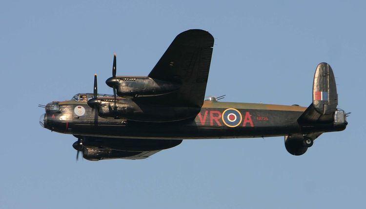 List of surviving Avro Lancasters
