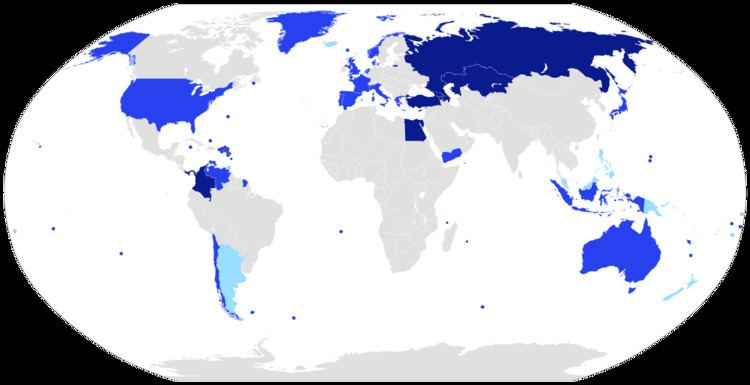 List of transcontinental countries