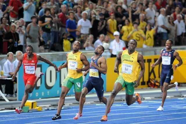 List of world records in athletics