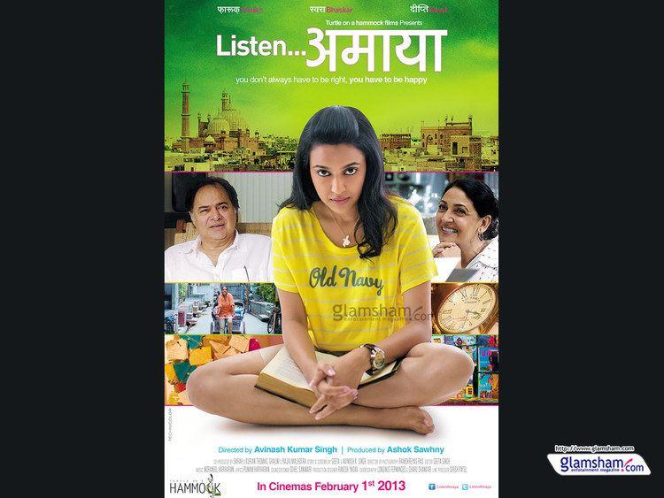 Listen Amaya movie wallpaper 44488 Glamsham