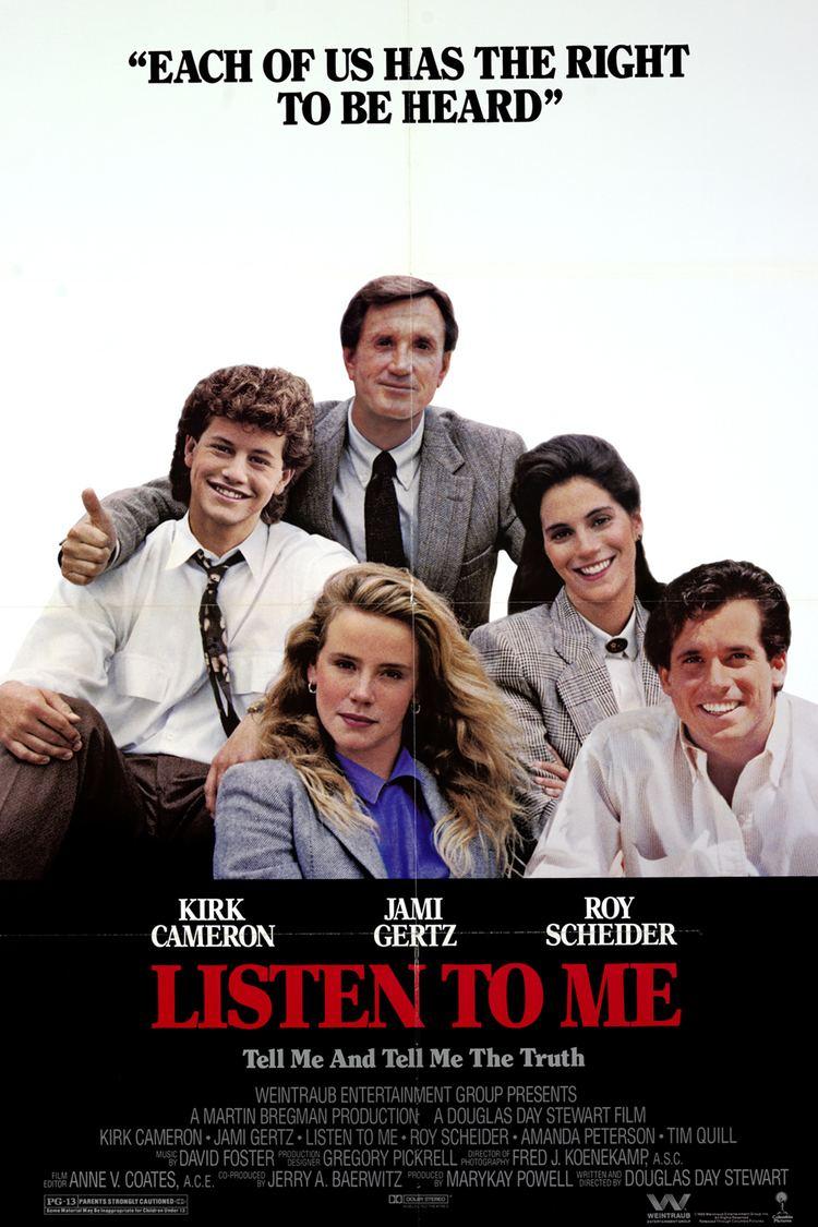 Listen to Me (film) wwwgstaticcomtvthumbmovieposters11608p11608