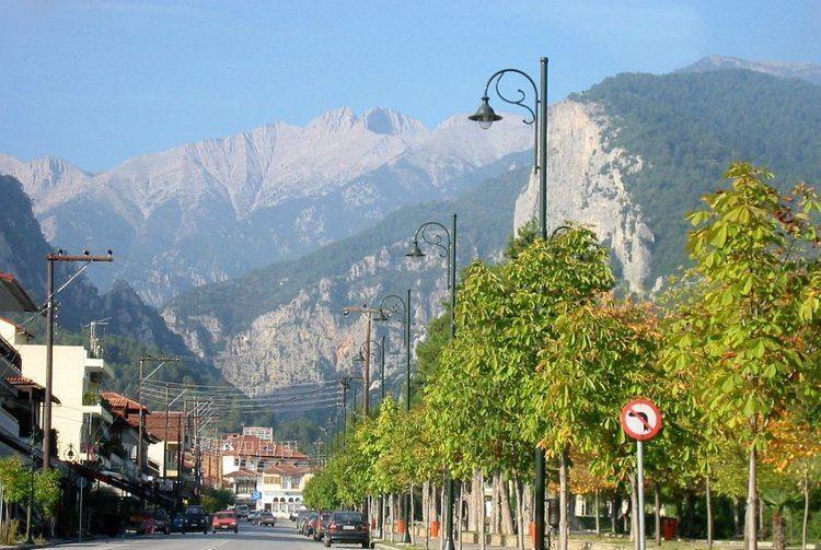 Litochoro Beautiful Landscapes of Litochoro
