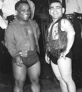 Little Beaver (wrestler) SLAM Sports Wrestling SLAM Wrestling Canadian Hall of Fame