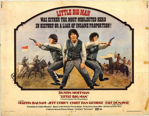 Little Big Man (film) Little Big Man 1970 Retro Junk