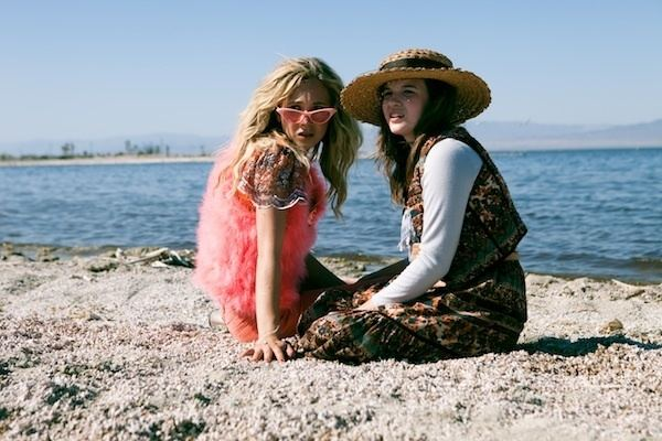 Little Birds (film) Little Birds movie review Two teens leave the nest
