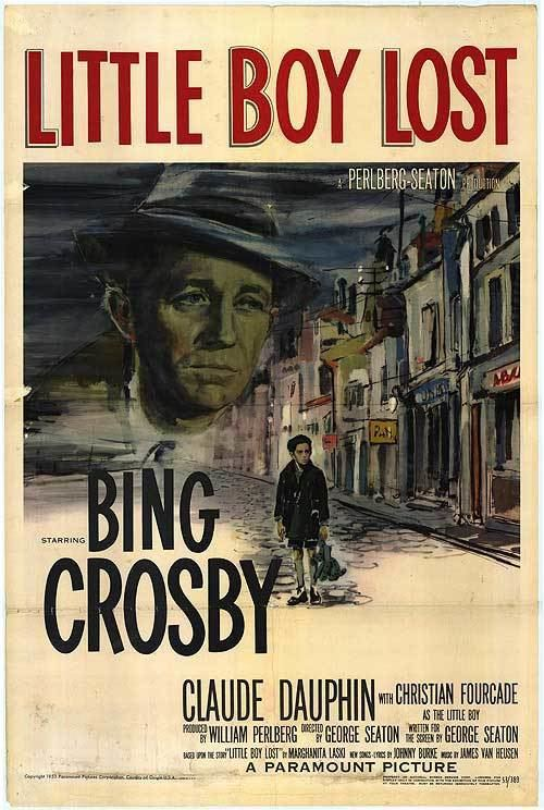 Little Boy Lost (1953 film) Little Boy Lost movie posters at movie poster warehouse moviepostercom
