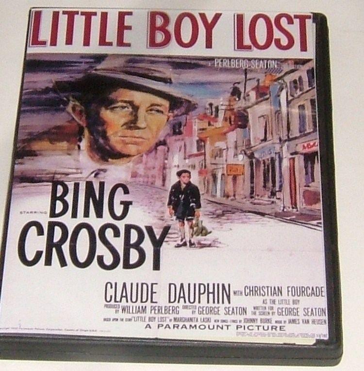 Little Boy Lost (1953 film) little boy lost 1953 dvd bing crosby Narkover