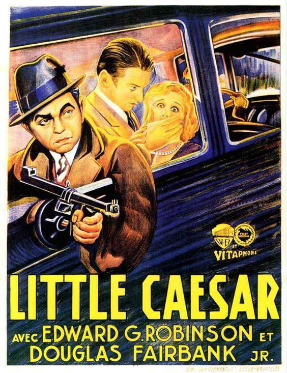 Little Caesar (film) Little Caesar 1930 Toronto Film Society Toronto Film Society