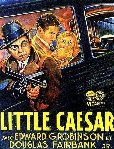 Little Caesar (film) Top 10 Most Iconic Movie Weapons