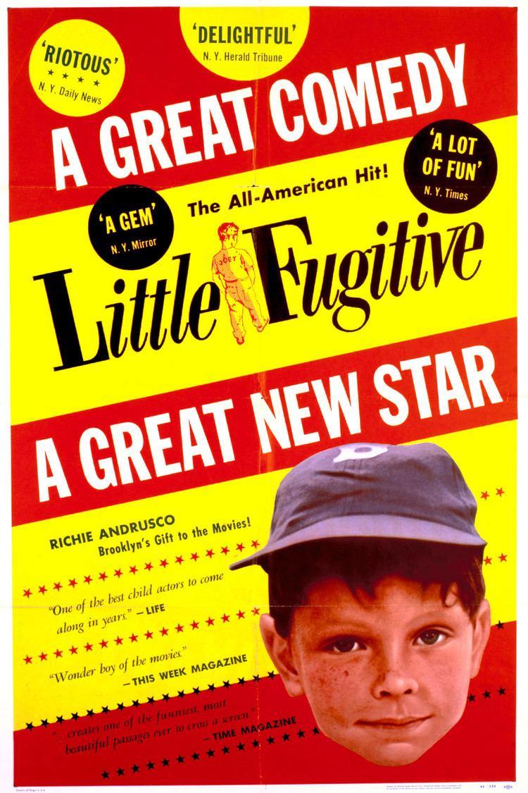 Little Fugitive wwwgstaticcomtvthumbmovieposters40139p40139