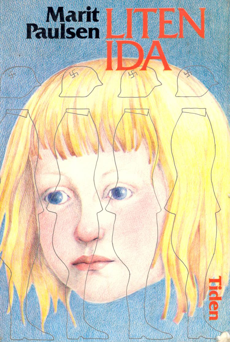 Little Ida Marit Paulsen Liten Ida Bergen Offentlige Bibliotek