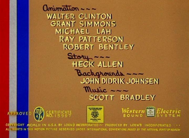 Little Johnny Jet Little Johnny Jet 1953 The Internet Animation Database