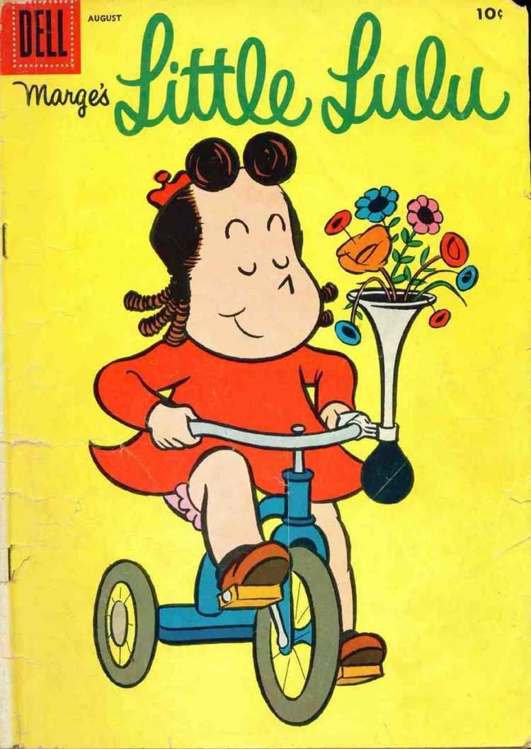 Little Lulu Marge39s Little Lulu 98 Issue