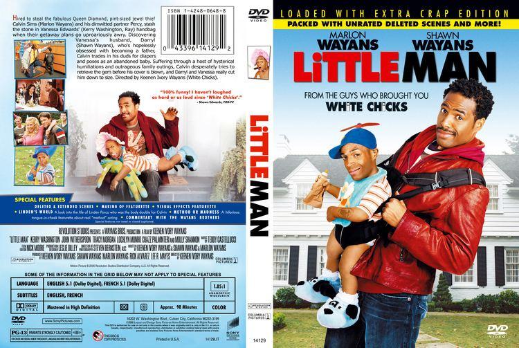 Little Man (2006 film) COVERSBOXSK Little Man 2006 high quality DVD Blueray Movie