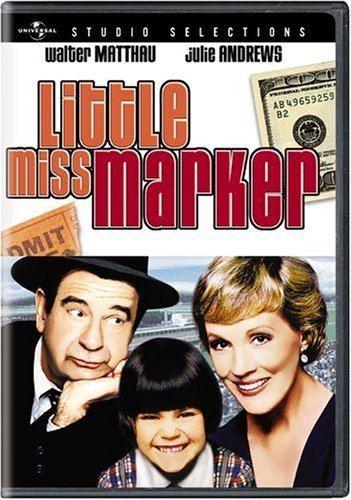 Little Miss Marker (1980 film) Amazoncom Little Miss Marker 1980 Walter Matthau Julie Andrews