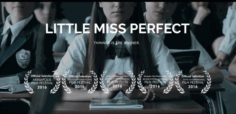 Little Miss Perfect (film) SOHO International Film Festival Little Miss Perfects NYC Premiere
