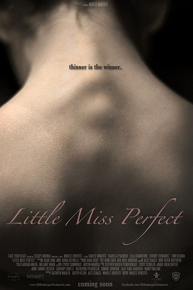 Little Miss Perfect (film) Little Miss Perfect 2016