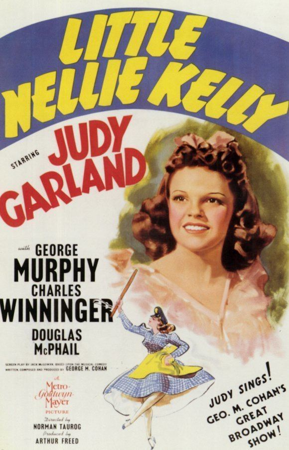Little Nellie Kelly Judy by the Numbers Its A Great Day for the Irish Blog The
