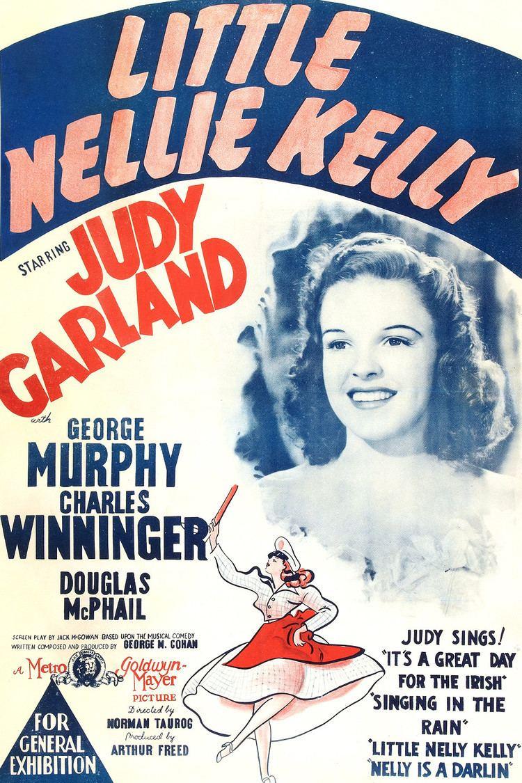 Little Nellie Kelly wwwgstaticcomtvthumbmovieposters5130p5130p