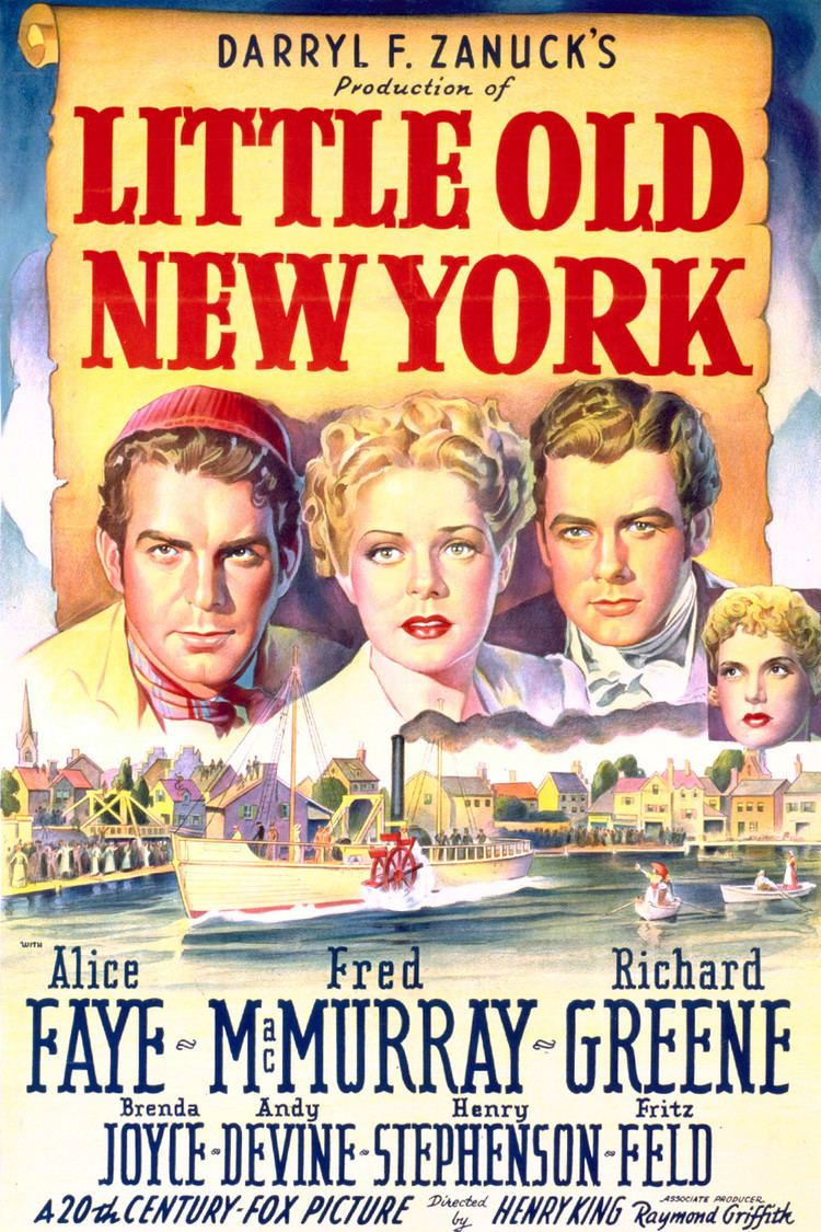 Little Old New York wwwgstaticcomtvthumbmovieposters9698p9698p