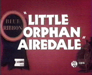Little Orphan Airedale movie poster