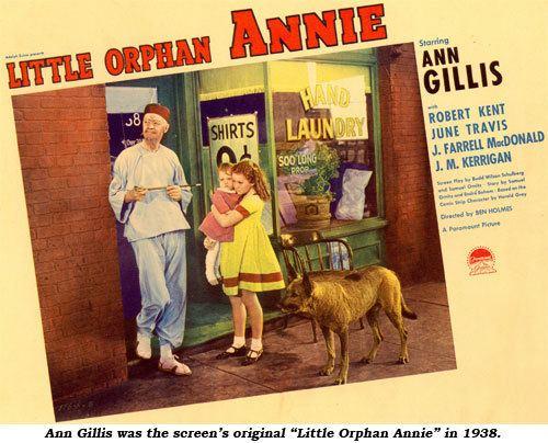 Little Orphan Annie (1932 film) Little Orphan Annie the first film adaptation 1932 Annieorphanscom