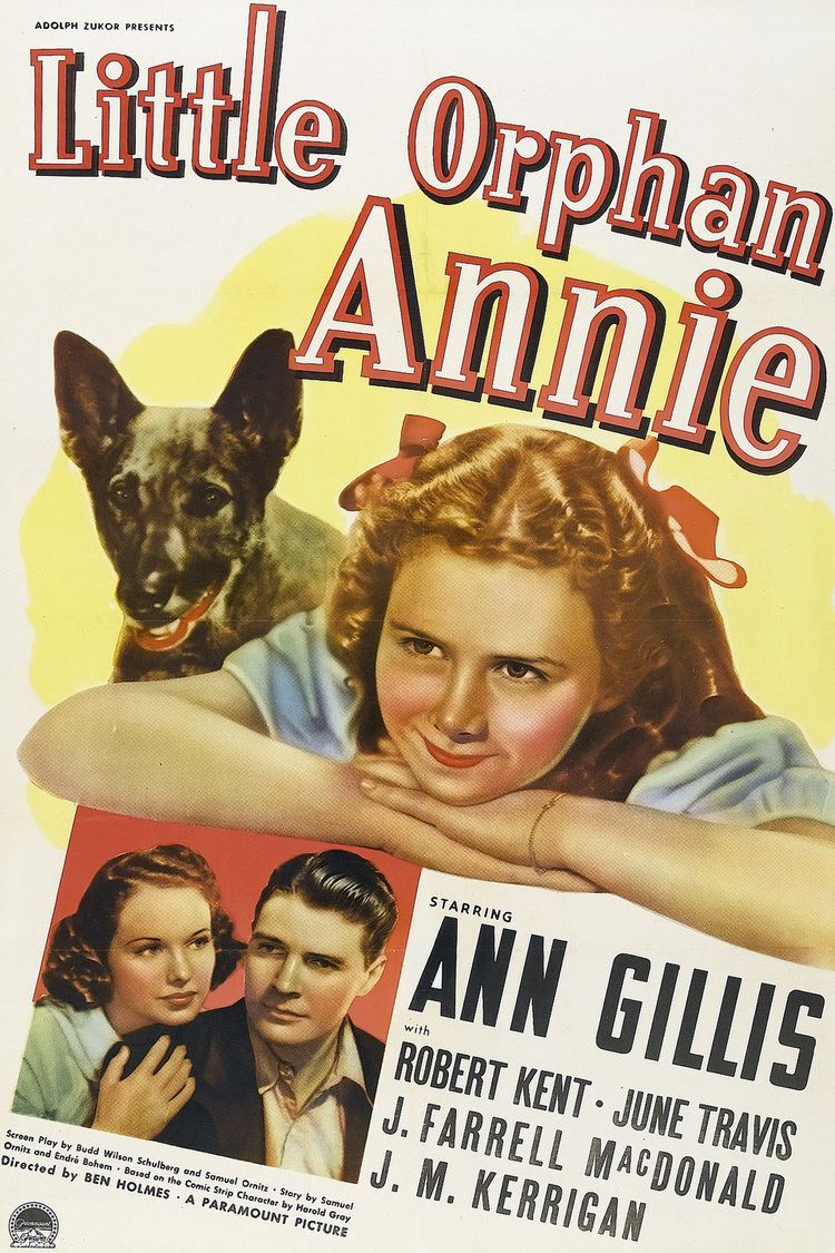 Little Orphan Annie (1932 film) wwwgstaticcomtvthumbmovieposters55452p55452