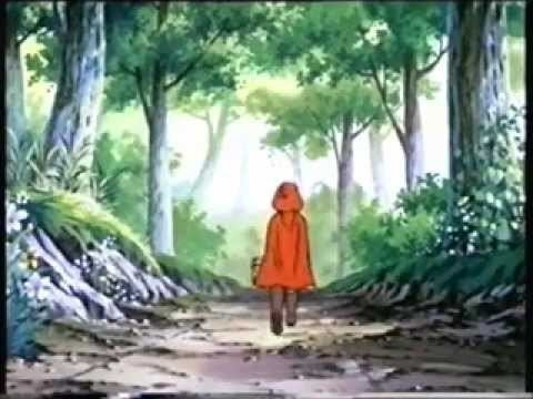 Little Red Riding Hood (1995 film) Little Red Riding Hood 1995 Anime Part 2 YouTube