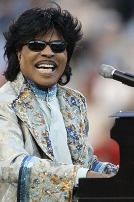 Little Richard HOLLYWALL Your Avenue for Entertainment