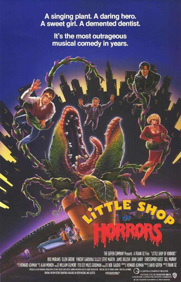 Little Shop of Horrors (1986 film) LITTLE SHOP OF HORRORS 1986Frightcom review