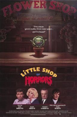 Little Shop of Horrors (1986 film) Little Shop of Horrors 1986 film Wikipedia