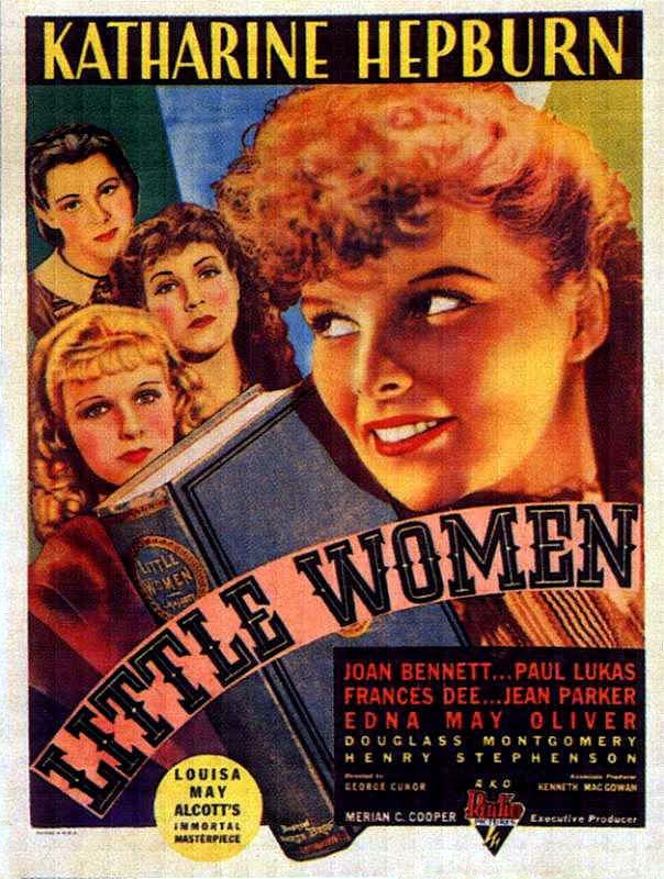 Little Women (1933 film) A Year With Kate Little Women 1933 Blog The Film Experience