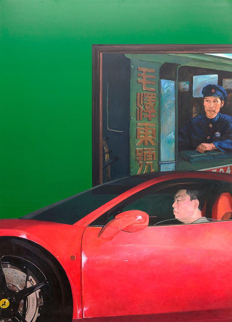 Liu Ding LIU Ding QAGOMA