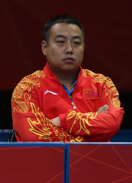Liu Guoliang Liu Guoliang Pictures Olympics Day 3 Table Tennis Zimbio