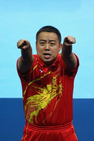 Liu Guoliang Guoliang Liu Photos Olympics Day 6 Table Tennis Zimbio