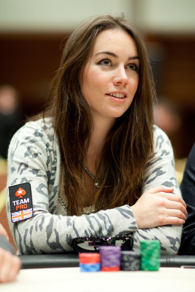 Liv Boeree JOE Interviews Poker player Liv Boeree preparing for a