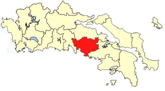 Livadeia Province