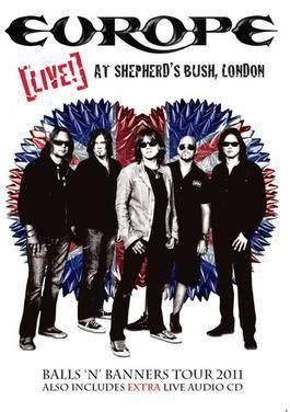 Live! At Shepherd's Bush, London httpsuploadwikimediaorgwikipediaen667Eur