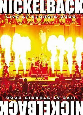 Live at Sturgis 2006 movie poster