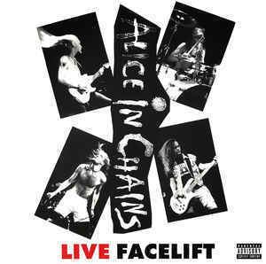 Live Facelift Alice In Chains Live Facelift Vinyl LP at Discogs