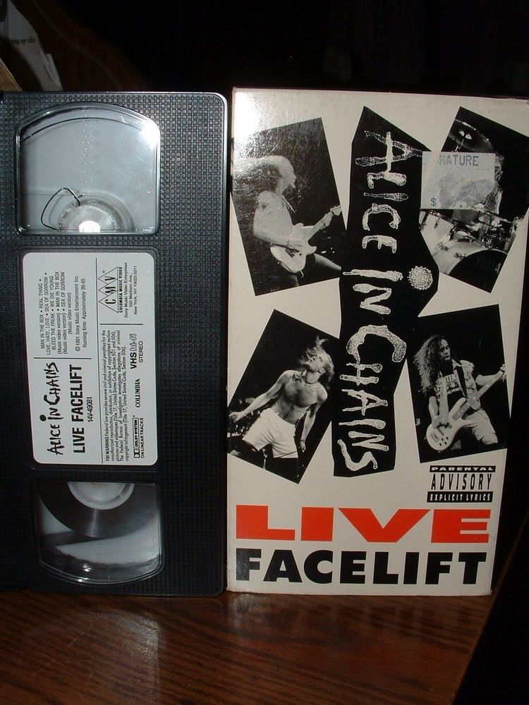 Live Facelift Comunidad Alice in Chains Chile Alice in Chains Live at The Moore